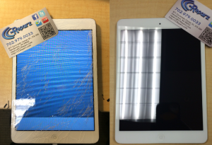 CCRepairz offers SAME DAY iPad Mini Repairs in Henderson