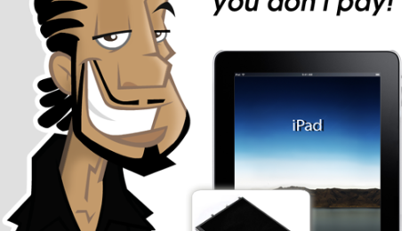 Visit CCRepairz for iPad LCD Repair Henderson!