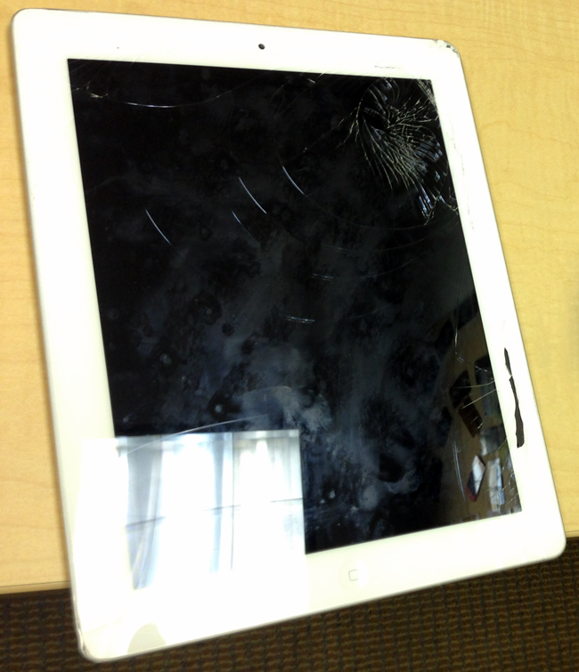 Don't wait! Get your iPad 2 Glass Repairs Las Vegas!