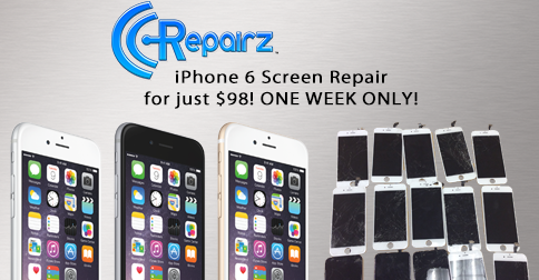 iphone repair henderson iphone 6 screen repair quot on a tuesday quot ccrepairz 12201