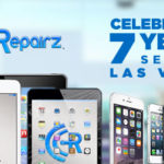 The Best iPhone Repair in Las Vegas Celebrates Four Years of Service!